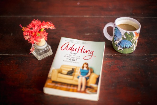 Good Reads: Adulting by Kelly Williams Brown